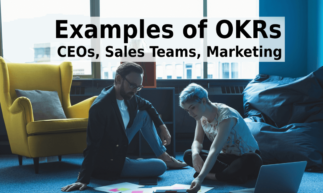 Examples of OKRs