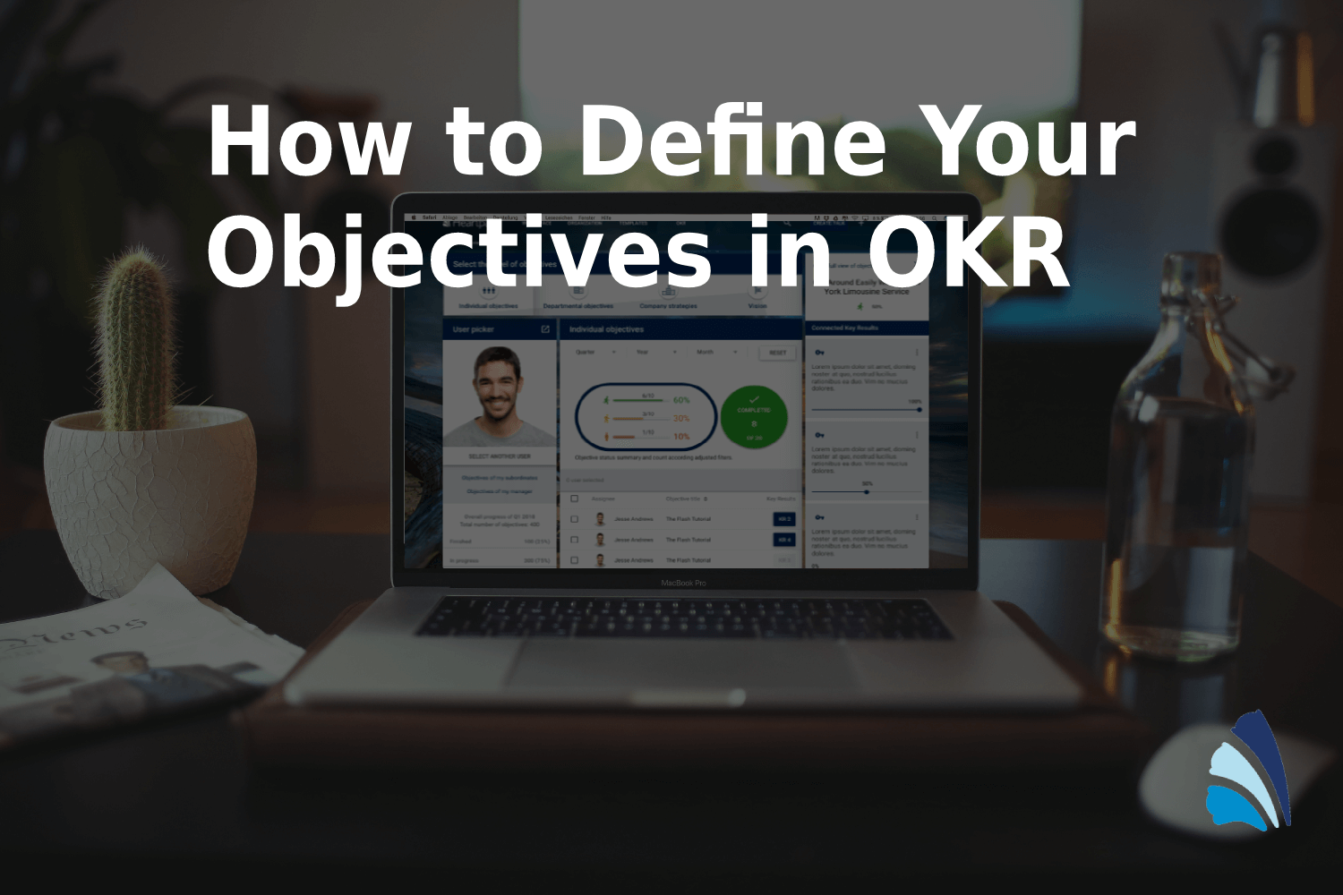 How to Define Your Objectives in OKR