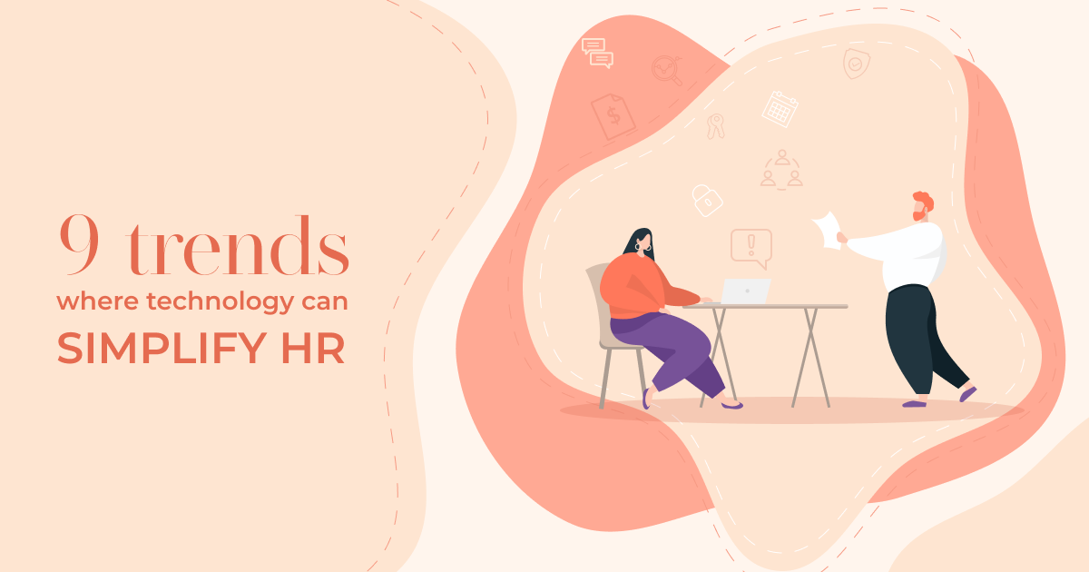 Technology Can Simplify HR