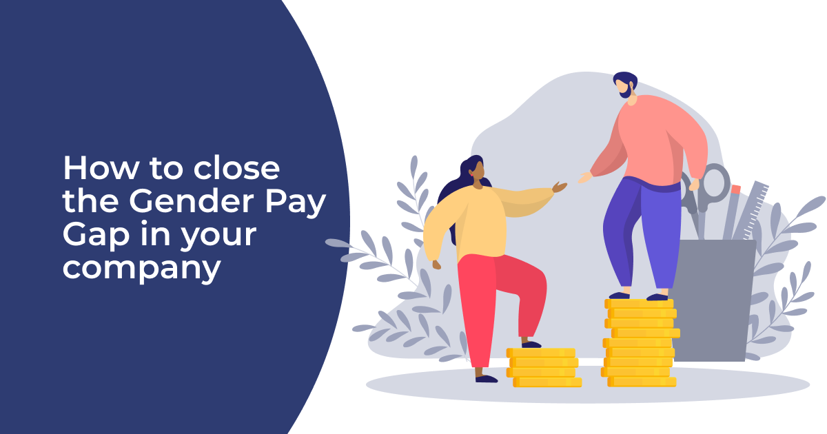 Close the Gender Pay Gap in Your Company