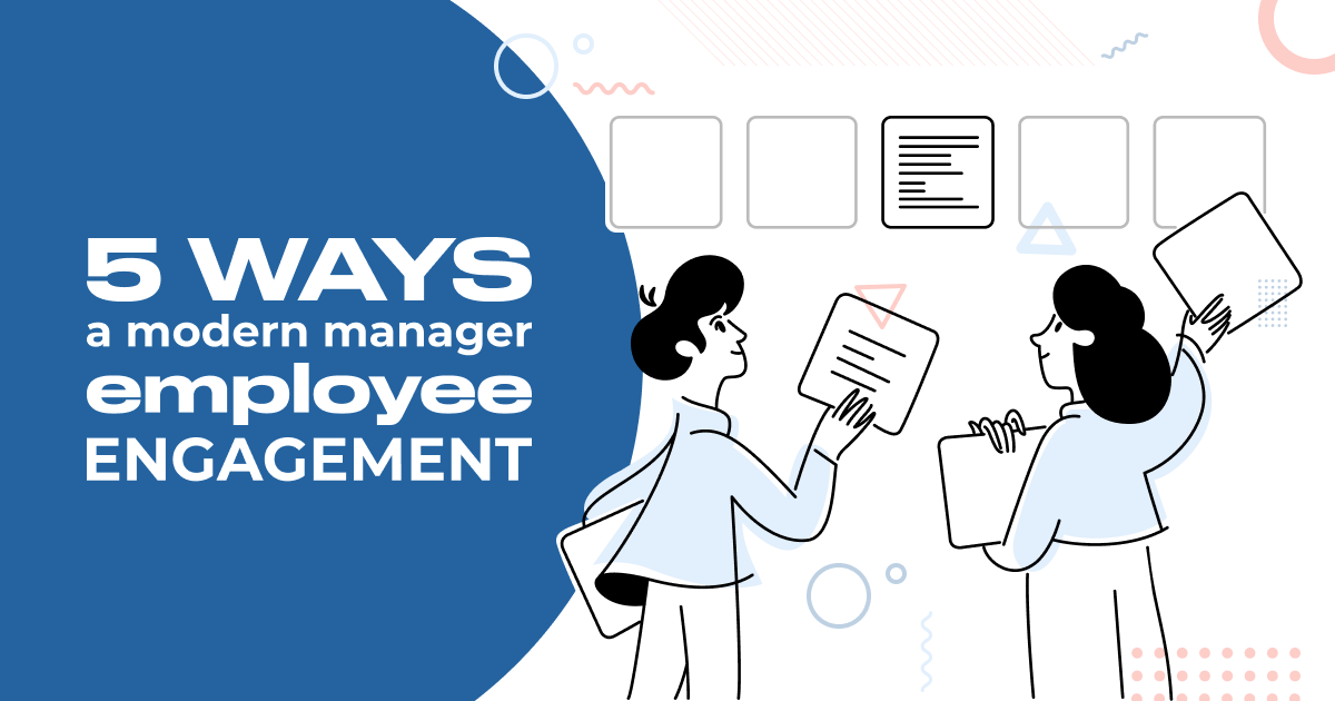 5 Ways to Promotes Employee Engagement